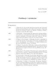 Lista publikacji w formacie pdf