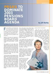Interview with Anne Maher of the Pensions Board - Jill Kerby - Irish ...