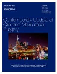 Download Brochure - American Association of Oral and Maxillofacial ...