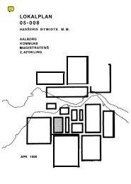 Lokalplan 05-008 Hasseris Bymidte m.m. - Aalborg Kommune