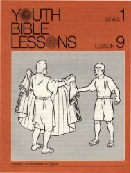 Lesson 9 - Herbert W. Armstrong Library and Archives
