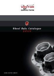 Wheel Hubs - vector.com.tr