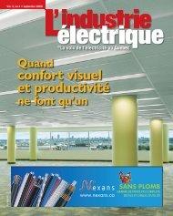 confort visuel et productivité - Electrical Business Magazine