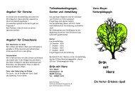 Flyer Naturpädagogik als .pdf Datei herunterladen!