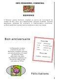 Année 15 No 1 Février 2008 Nouveaux Citoyens, volée ... - Yvonand - Page 4
