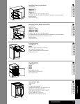 Kraftmaid 024 Base Accessories - Roberts Company, Inc. - Page 3