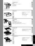 Kraftmaid 024 Base Accessories - Roberts Company, Inc. - Page 5