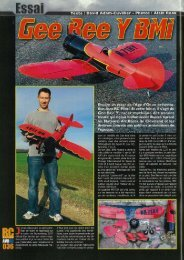 RC Pilot - BMI-models