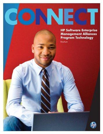 HP Software Enterprise Management Alliances Program Technology