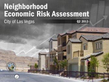 Read: Neighborhood Risk Assessment - 8 News NOW