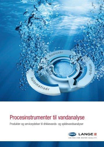 broschure - HACH LANGE Danmark