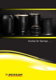 Air Springs & Diaphragms Catalogue - Issue 3 - January 2009.pub