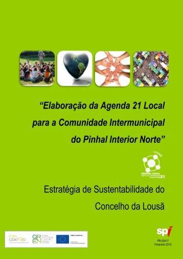 Estratégia de Sustentabilidade - Câmara Municipal da Lousã