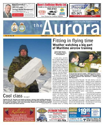 Feb 27 2012 - The Aurora Newspaper