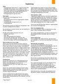 Ansøgning om feriedagpenge for nyuddannede - CA a-kasse - Page 3