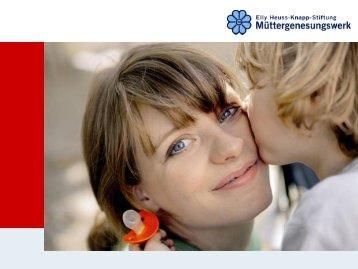 Einrichtungen - Müttergenesungswerk
