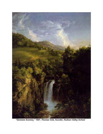 North American Environmental History - DELTA - North Carolina ...