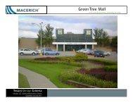 Green Tree Mall - Macerich