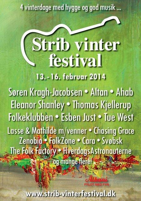 Festivalprogram 2014 - Strib Vinterfestival