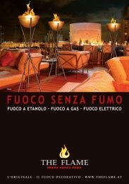 FUOCO SENZA FUMO - The Flame