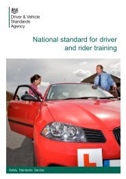 national-standard-for-driver-and-rider-training