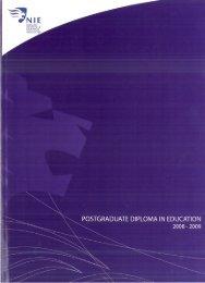 The Teaching of Social Studies - NIE Digital Repository - National ...