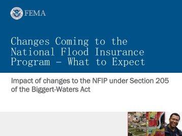 BW-12 for property owners Flood Insurance ... - EMForum.org