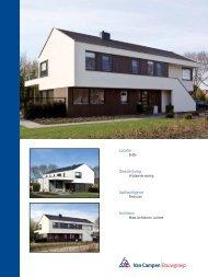 Locatie Omschrijving Opdrachtgever Architect - Van Campen ...