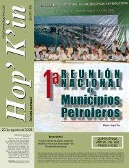 Municipios Petroleros