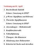 Teil I - Universität Witten/Herdecke - Page 2