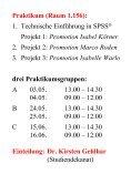 Teil I - Universität Witten/Herdecke - Page 3
