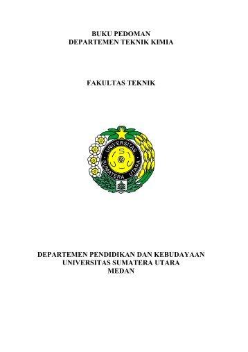 Teknik Kimia - Universitas Sumatera Utara