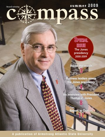 SPECIAL ISSUE - Marketing & Communications - Armstrong Atlantic ...