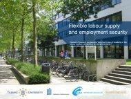 Flexible labour supply and employment security - Eurociett