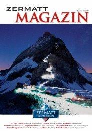 Zermatt Magazin 2012 (PDF) - Valmedia AG