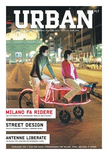 MILANO FA RIDERE - Urban
