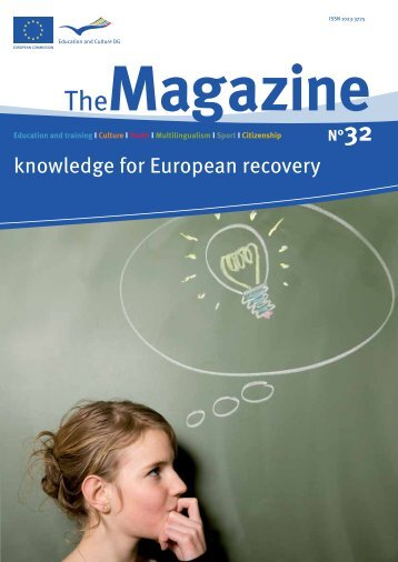 knowledge for European recovery - European Commission - Europa