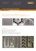 Laser Microprocessing - Page 2