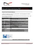 Microsoft Project with Clarity PPM™ Best Practices - Digital Celerity - Page 3