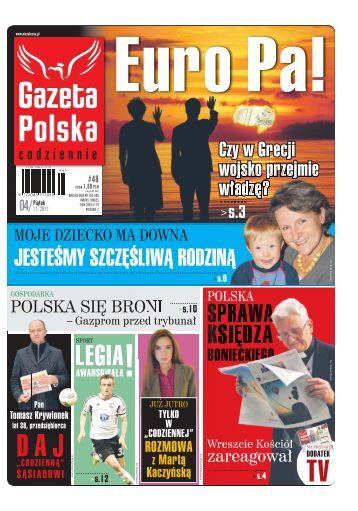 KSIĘDZA - Gazeta Polska Codziennie