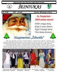 2007-12,Nr.40 - Bagaslaviškio Igno Šeiniaus pagrindinė mokykla