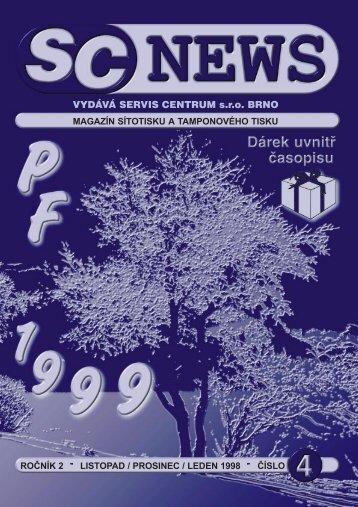SC 1998 / 4 - SERVIS CENTRUM