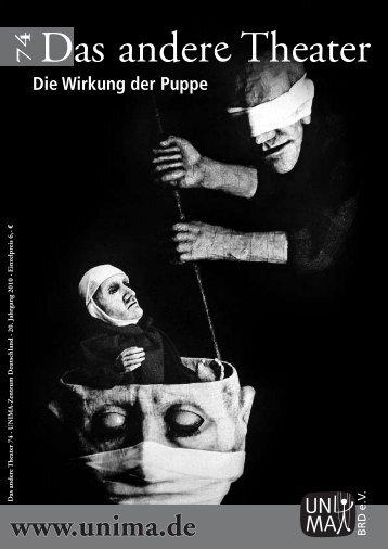 Die Puppe - Unima