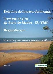 Terminal de GNL - Barra do Riacho - Instituto Estadual de Meio ...