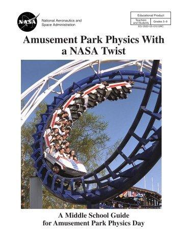 Amusement Park Physics With a NASA Twist - ER - NASA