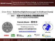 contact: patrick.klenk@iup.uni-heidelberg.de - recast urumqi
