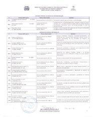 listado junio 2013 - Ministerio de Medio Ambiente