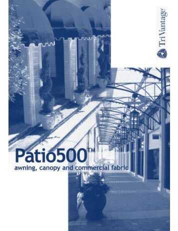 Patio 500 - Eide Industries, Inc.