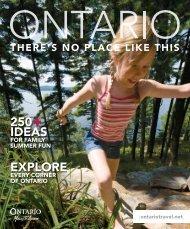 Summer 2011 - Ontario