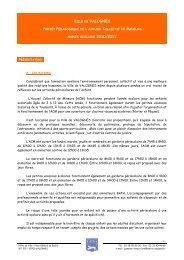 CLSH - Projet Pédagogique - Année scolaire 2010-2011 - Valognes